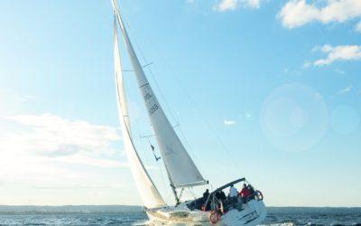 Czarter jachtów na Bałtyku